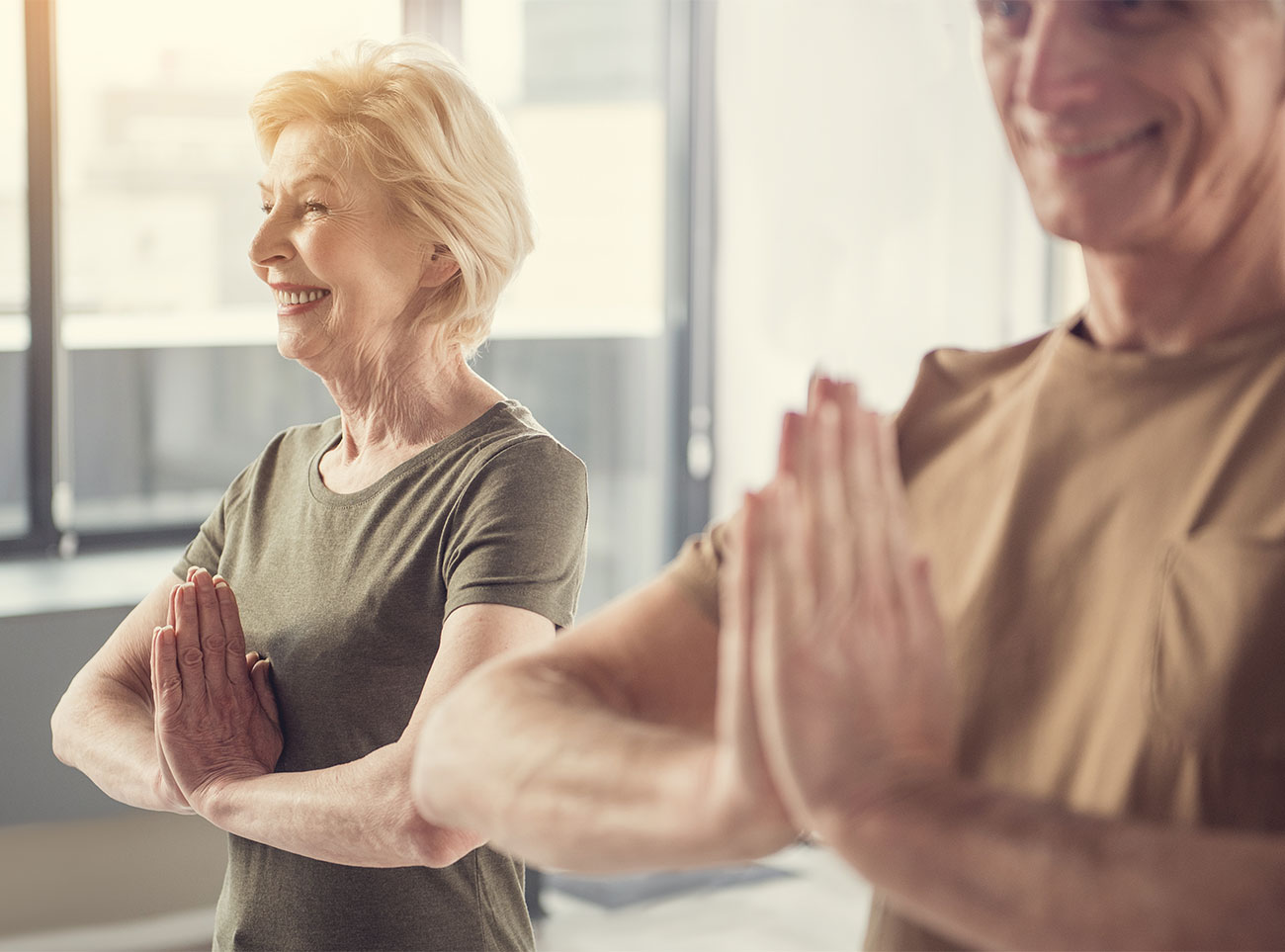 Yoga Courses for osteoporosis